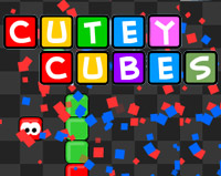 Cutey Cubes - free puzzle game at freetetris.biz Cutey Cubes