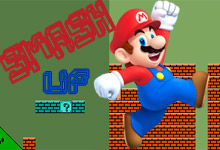 Mario Tetris Smash Up